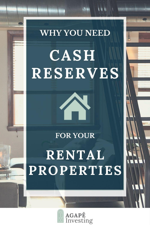 Investment propertycash reserve